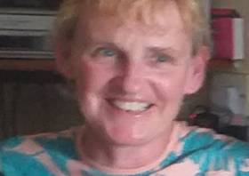 Pauline Walsh (53) from Tullamore was last seen on Tuesday 6 August