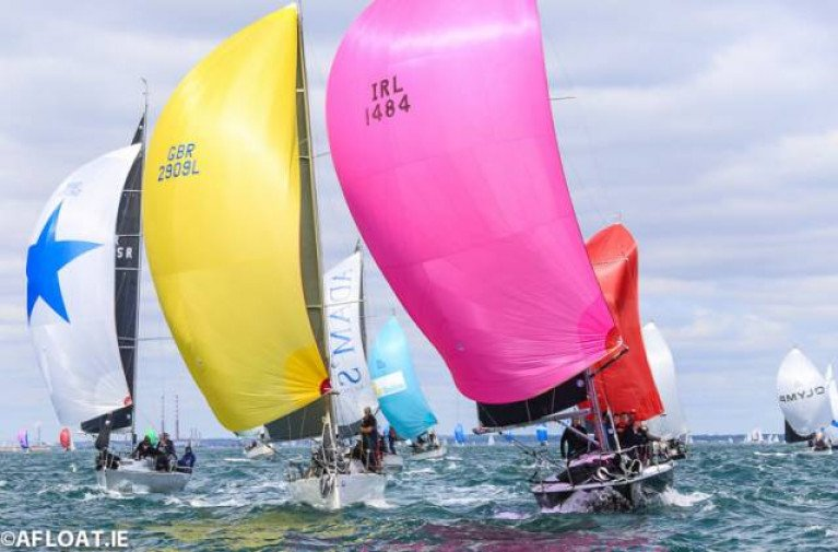 Summer Sails - Volvo Dun Laoghaire Regatta 2021 is planning an exciting four days of racing in Dublin Bay with 500 boats and almost 2,500 sailors competing starting this day next year