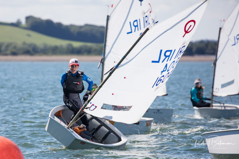 Excitement Builds for Optimist Dinghy Nationals at Royal Cork Yacht Club