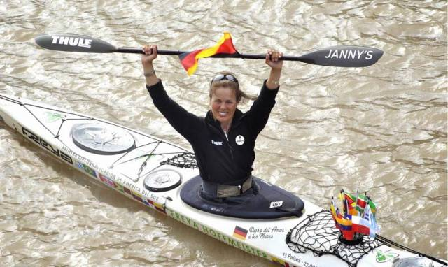 Round-Ireland Kayaker Has Sights Set On Biggest Goal Yet