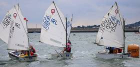 140 Optimist sailors from 8 – 15 yrs will be in West Cork