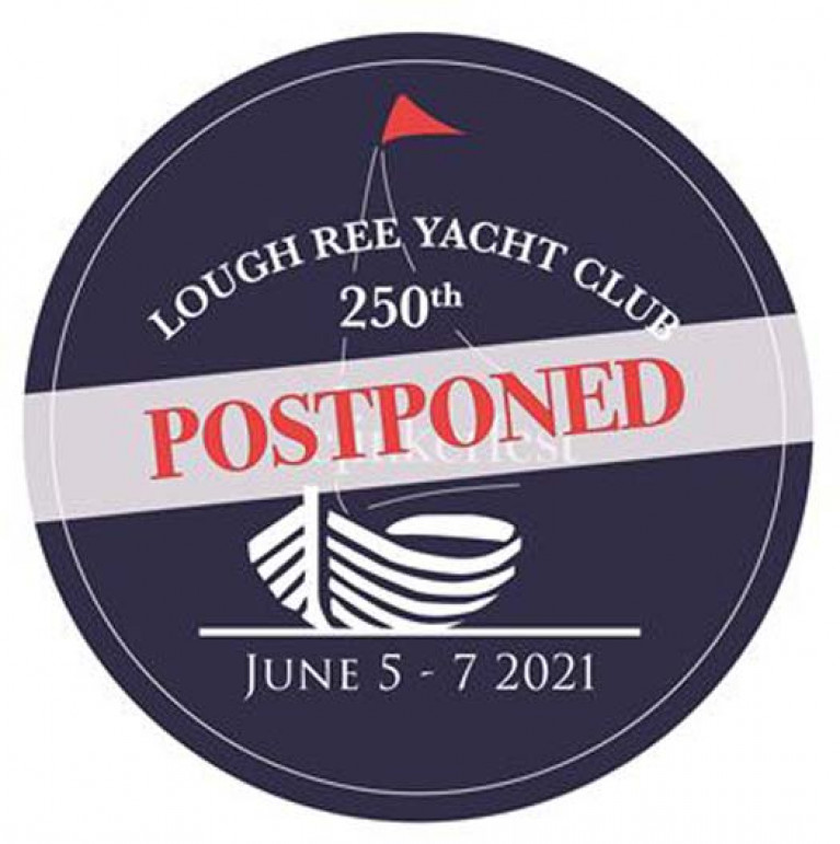 Lough Ree Yacht Club's Clinkerfest Postponed