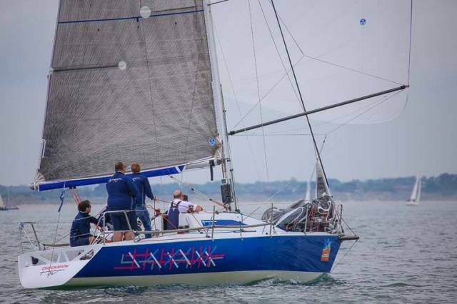Dave Cullen's Checkmate from Howth Yacht Club will defend its Class Two ICRA Crown at Royal Cork next month.
