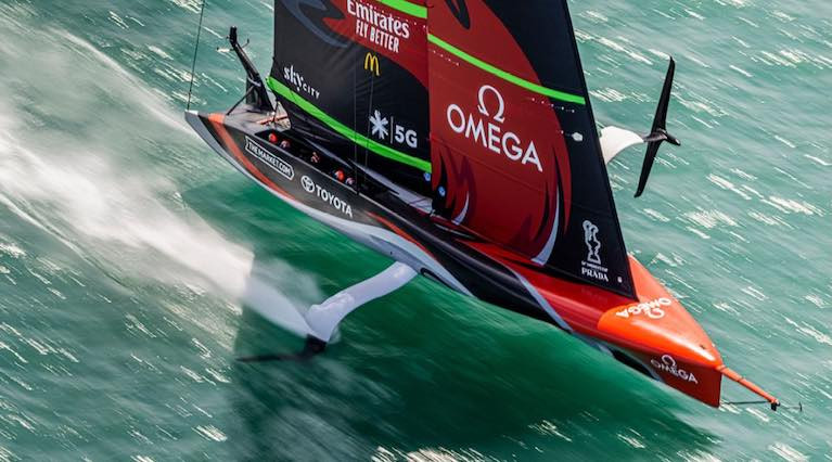 America's Cup World Series - JB Braun's First Impressions