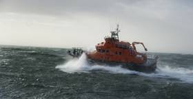 Rosslare Harbour RNLI lifeboat