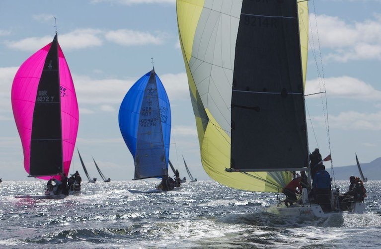 Scottish Series Organisers Survey Sailors Ahead of May's Regatta