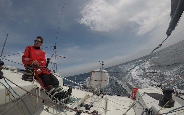 'Nervous' Irish Rookie Kenny Rumball Embarks on La Solitaire du Figaro Challenge This Sunday