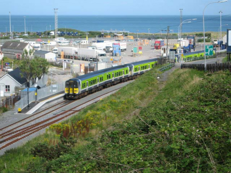 Rosslare europort welcomes brittany ferries new bilbao - Rosslare ferry port arrivals ...