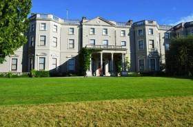 Farmleigh House in Phoenix Park was the venue for the 2016 National Marine Gallantry & Meritorious Service Awards