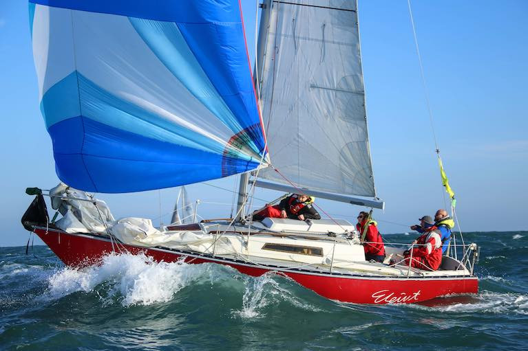 Dublin Bay DBSC Turkey Shoot Series Prepares for 20th Anniversary at the Royal Irish Yacht Club