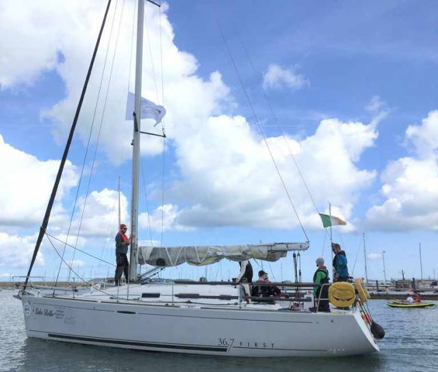 The First 36.7 Lulabelle has begun taking on Competent Crew and Day Skipper duties as well as being available for race charter