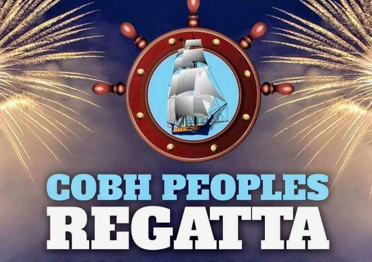 Cobh People's Regatta Cancelled For 2020