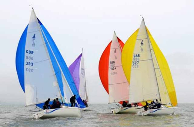 Just four weeks after they'd had a highly competitive Team Championship in dinghies at Kilrush, Ireland's universities found themselves in competition again in J/80s sportsboats at Howth to select the national representatives for the Student Yachting Worlds in France