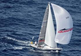 Quikpoint Azzurro, 2015 Rolex Sydney Hobart Yacht Race