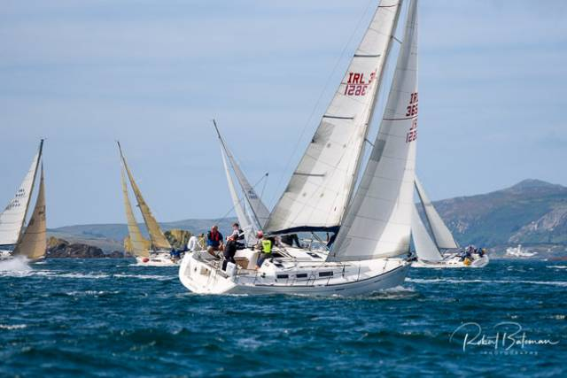 Calves Week racing in West Cork