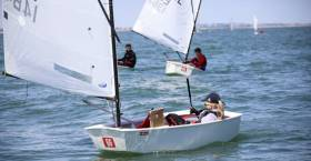 Optimist Connacht Champs at Foynes Yacht Club Open for Entries