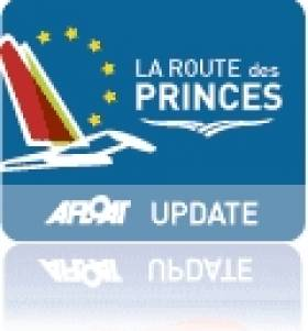 Foxall's Route Des Prince Campaign is Underway