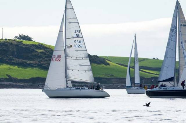 The new Cork Harbour Raving League is being run in association with Monkstown Bay Sailing Club, the Royal Cork at Crosshaven, the Naval Yacht Squadron and Cove S.C.