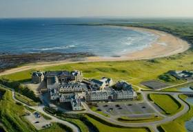 Trump International Golf Links & Hotel at Doonbeg, Co Clare