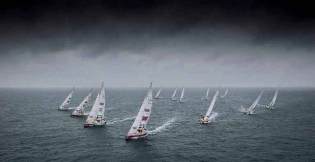 Clipper Round the World Yacht Race to Set Sail for Ireland