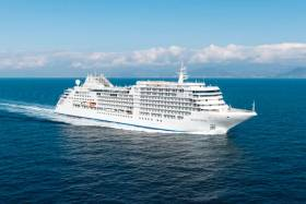 Silver Muse Is Galway's First Cruise Call Of 2018