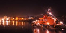 Arklow Lifeboat Rescues Lone Swimmer In Late Evening Callout
