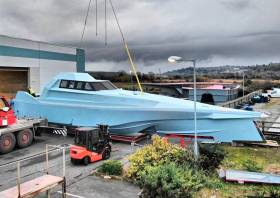 Thunder Child II Taking Shape At Safehaven Marine