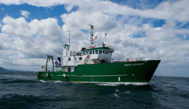 Budget 2018: New Marine Institute Research Vessel to Replace 'Celtic Voyager'
