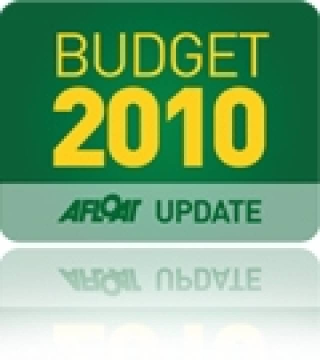 Afloat.ie: Total Transport Budget Announced