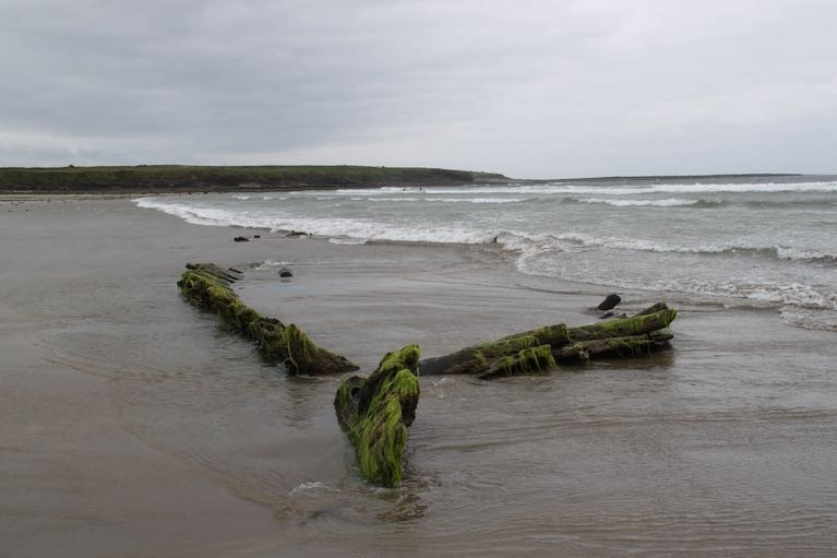 Sligo Shipwreck Mystery Solved – 250 Years After it Sank