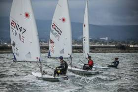 Howth Yacht Club Laser dinghy Frostbites starts on Sunday, 5th November