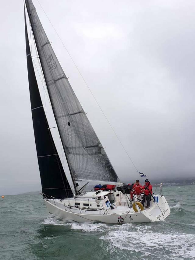 "North Sails Ireland ""Getting Better & Better"" at the J109 Nationals"