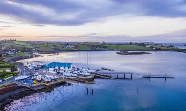 Happy 85th Birthday as Strangford Lough Yacht Club is RYA Club of the Year Award Finalist