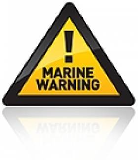 Marine Notice: Hydrographic Survey off Dundalk