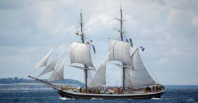 Fancy sailing on the Tall Ship Morgenster?