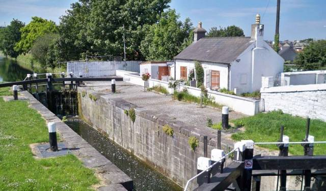 The cottage at Newcomen Bridge in Dublin's North Strand will be used by The Adventure Project for therapy programmes