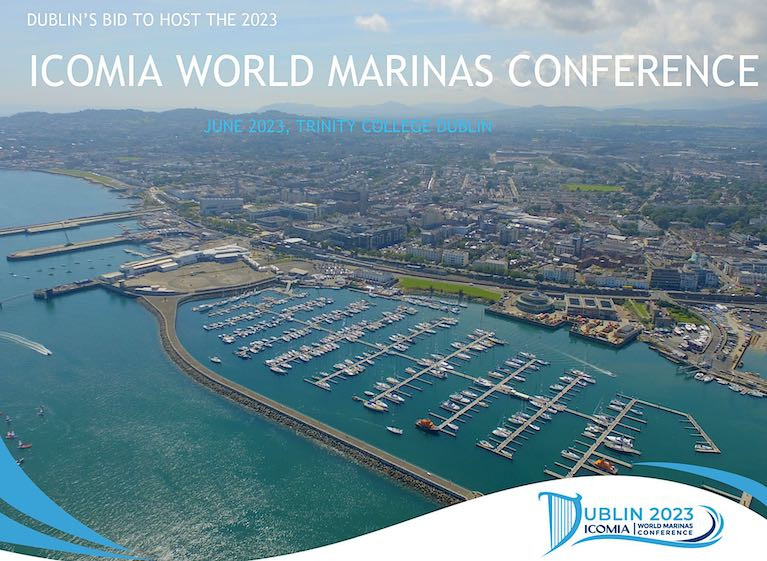 The IMF is pitching to stage the World Marina Conference in Dublin