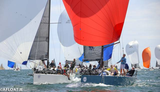 Volvo Dun Laoghaire Regatta 2019: IRC Runners & Riders (Download Class Splits HERE!)