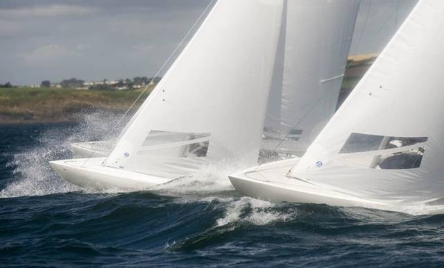 Dragons will race tomorrow at Kinsale
