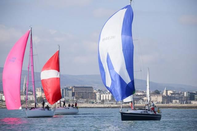 ISORA offshore racers will also compete under ECHO handicap this season. It is hoped the performance based rating will 'produce a greater spread in the results and prizes'