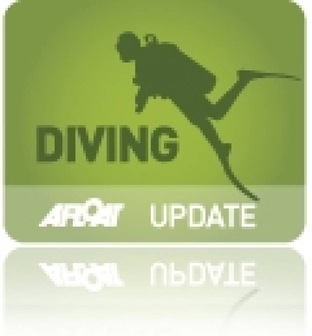 Dive Ireland takes place this Weekend