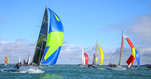 The ISORA fleet have a 60–mile offshore race starting and ending at Dun Laoghaire this Saturday