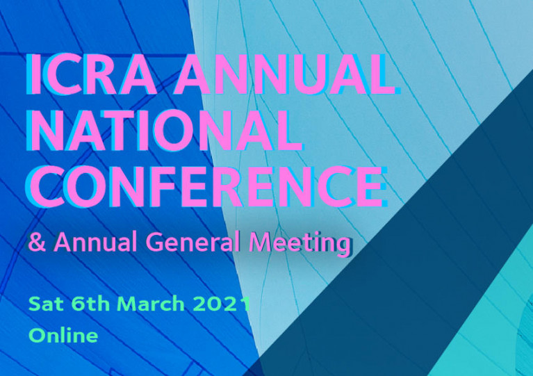 Registration Now Open For Online ICRA Conference & AGM