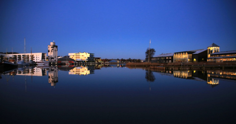 X-Yachts' base in Haderslev, Denmark