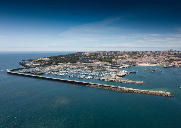 Cascais Marina is just 30km from Lisbon