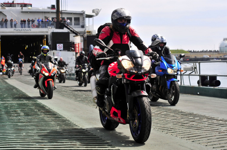 Isle of Man Steam Packet's Transfer Process for TT2021 Is Set Up