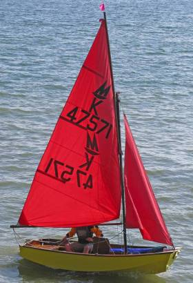 Mirror Dinghy 'Changed Sailing Forever'