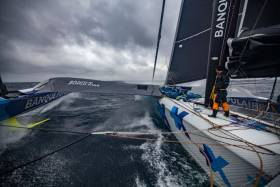 Route du Rhum: One Boat Capsized, Two Dismasted as Many Sailors Seek Shelter