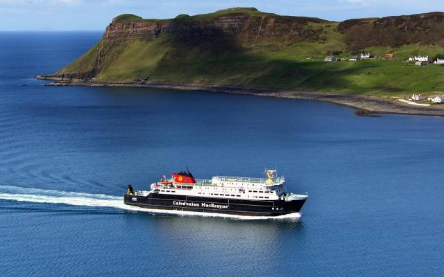 CalMac has welcomed Transport Scotland's decision to award it the Clyde and Hebrides Ferry Services (CHFS) contract for up to eight years.