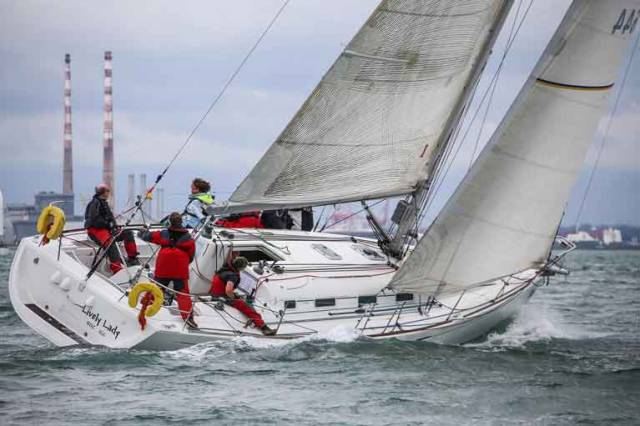 DBSC entry Lively Lady (Rodney Martin). DBSC has added three coastal fixtures to its 2017 programme starting this April